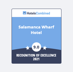 2021 Hotels Combined Recognition of Excellence Award