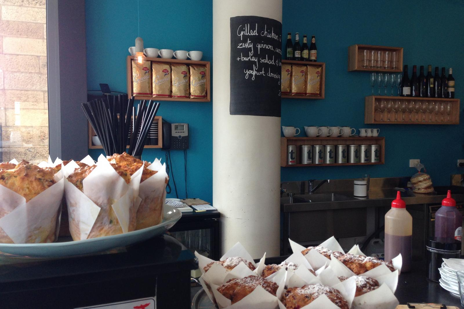Castray Esplanade Cafe Hobart