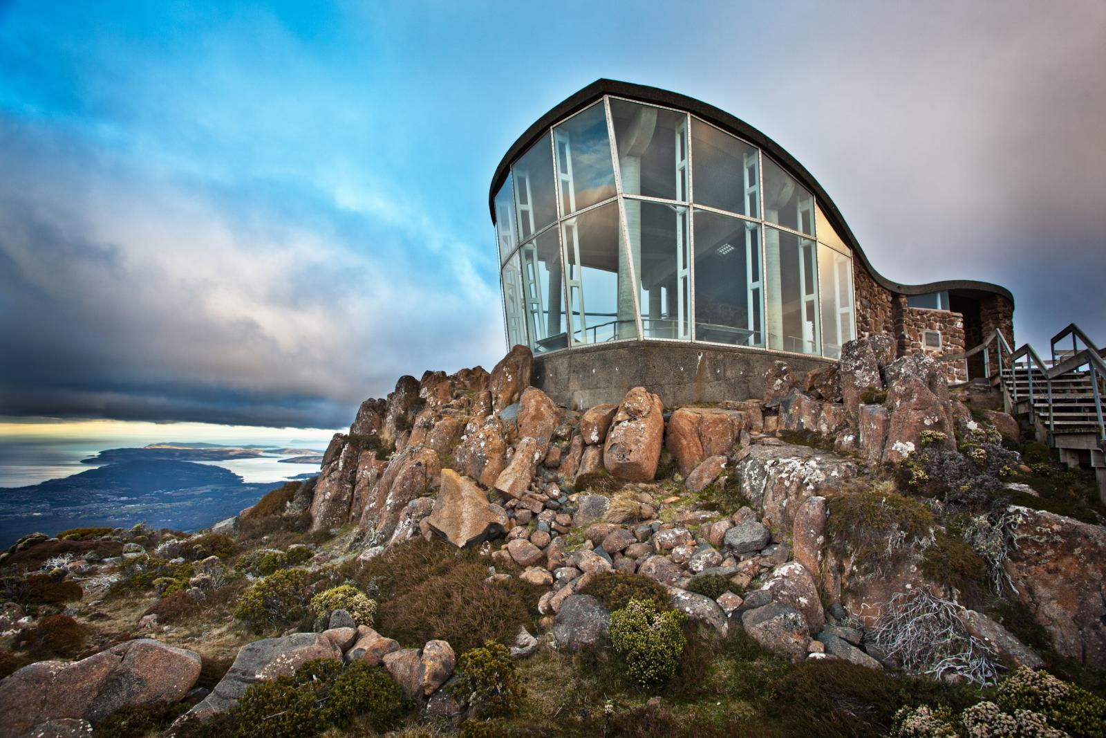 Mt Wellington Lookout Hobart
