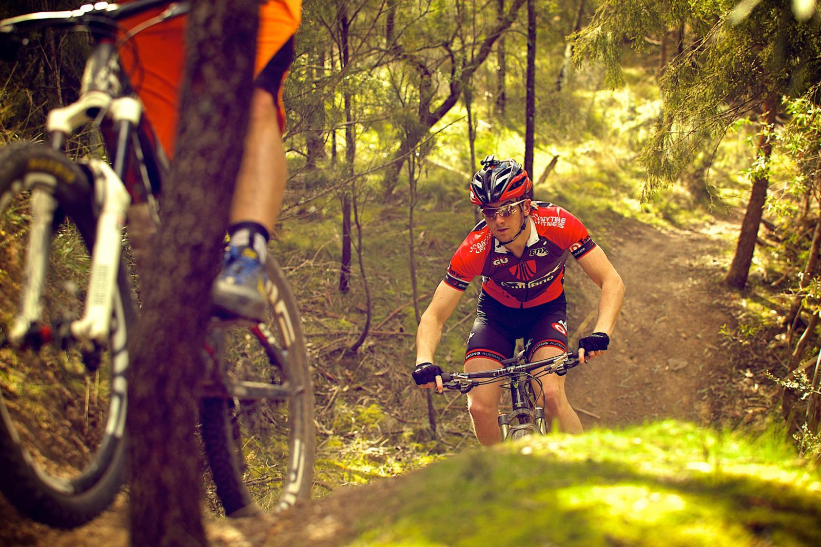 Mountain Biking in Tasmania