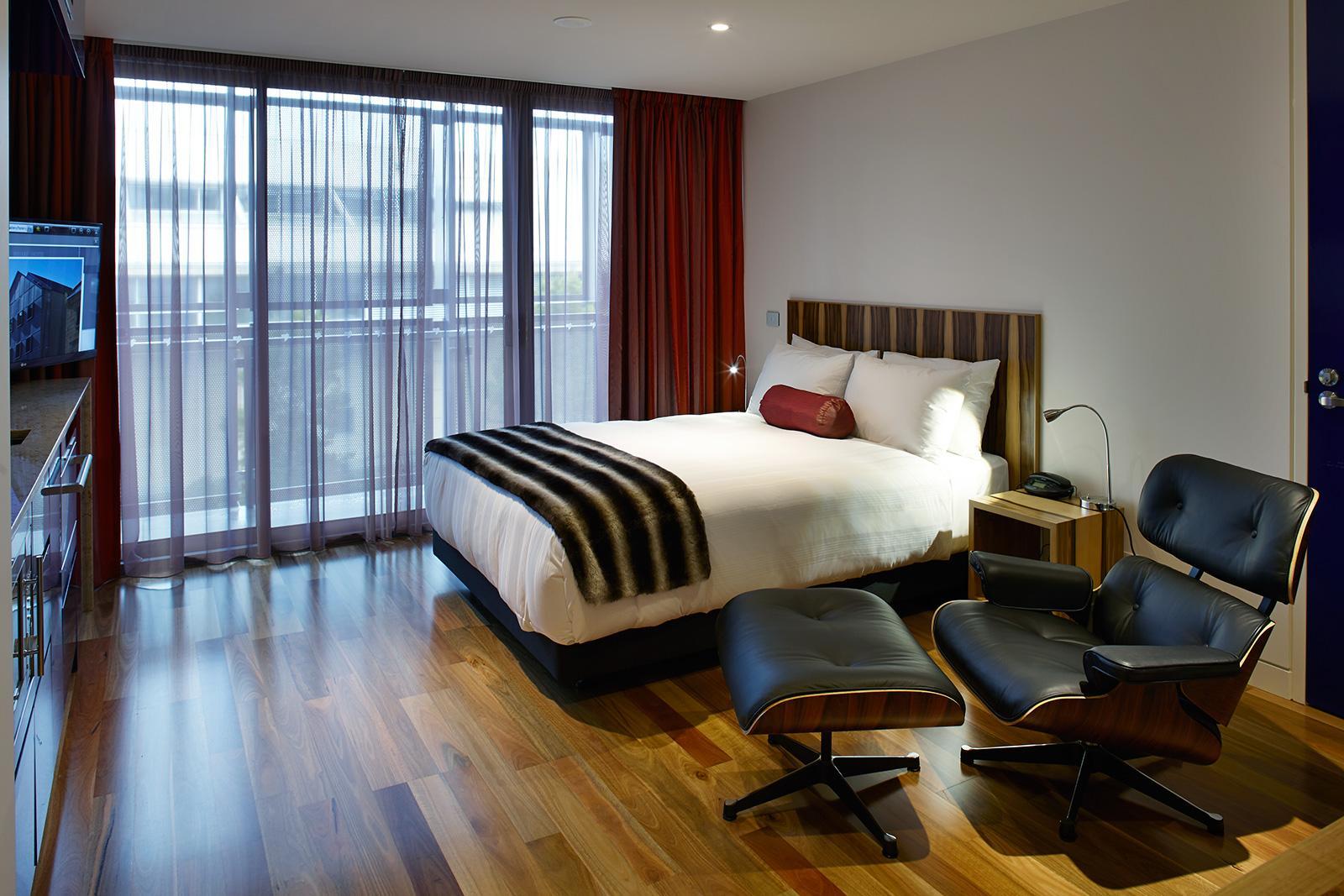 Studio Apartment accommodation in Hobart