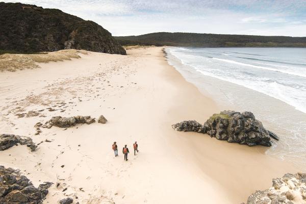 Tasmania Coastal Walk