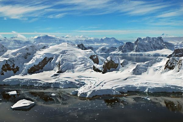 Antarctica Landscape