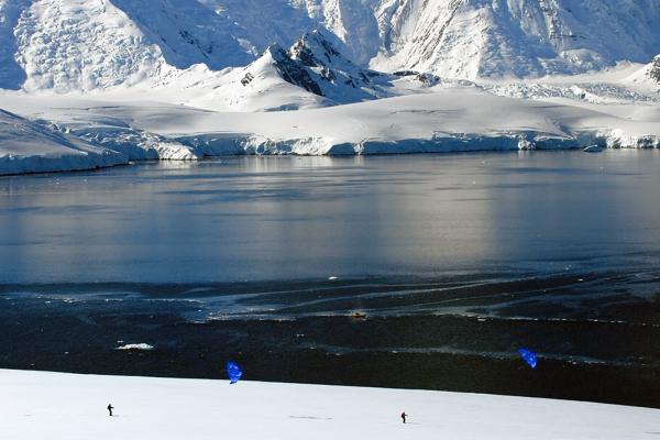 Exploring Antarctica