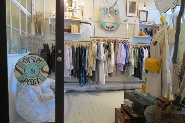 Shop Oyster & Pearl in Salamanca Hobart