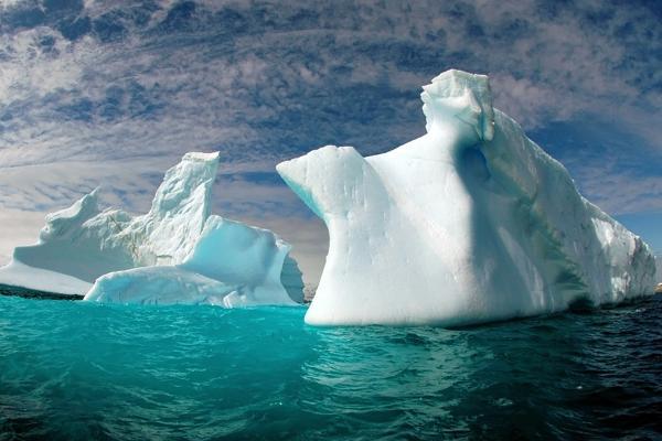 Iceberg in Antarctica