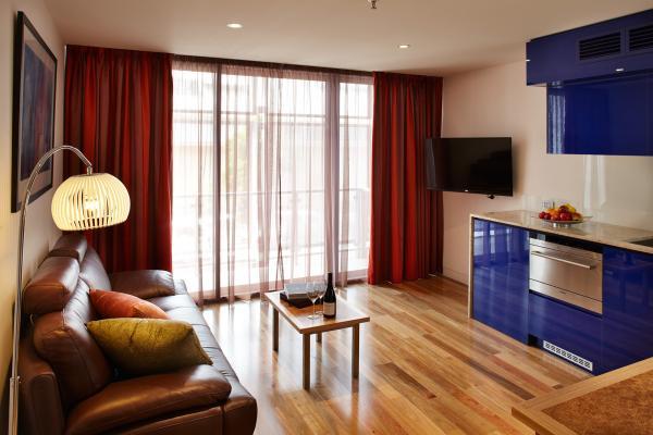 Salamanca Wharf Hotel Premium Apartment